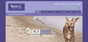 Acupet website