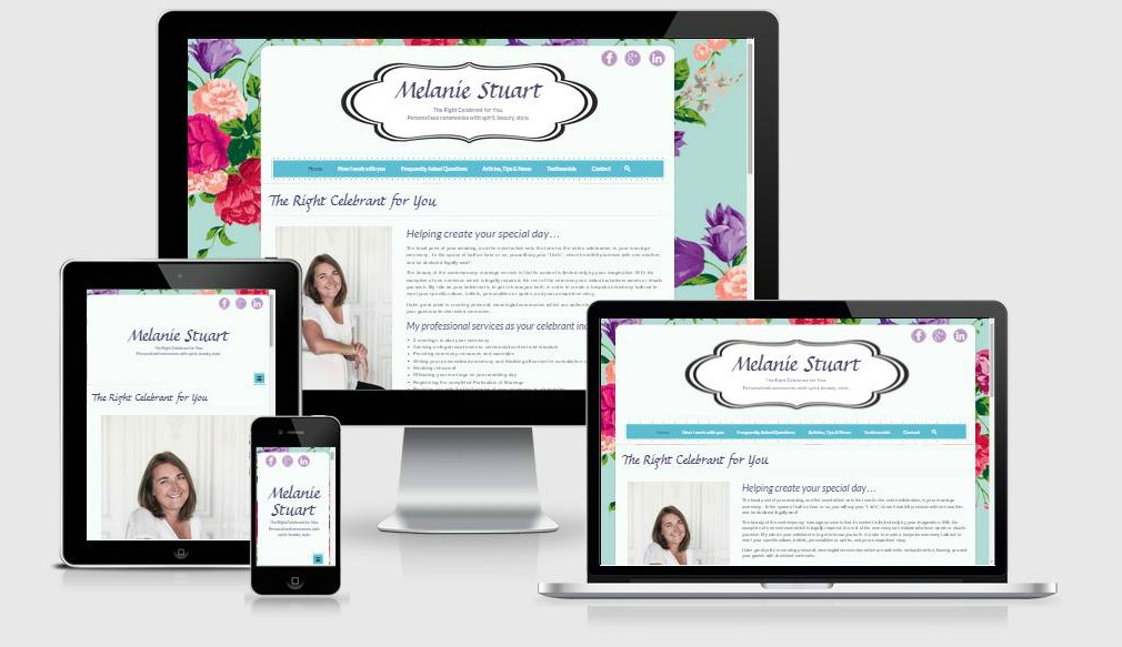 responsive web design Auckland
