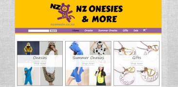 NZ Onesies & More